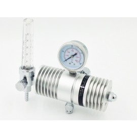 11056  Finned CO2 flometer Reg. Requires no heater