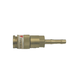 Gas QR Female Acet/LPG - 6mm Hose