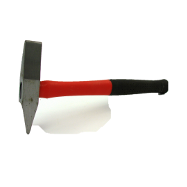 500g Chipping Hammer Fibre Handle