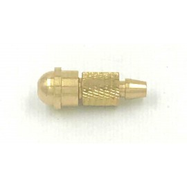 53N10S Screw Type Gas Nipple 7mm
