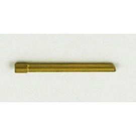 Brass Bevelled long collet L= 50mm