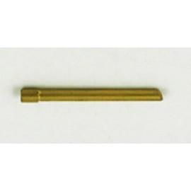 10N25 3.2mm Std Beveled Brass Collet