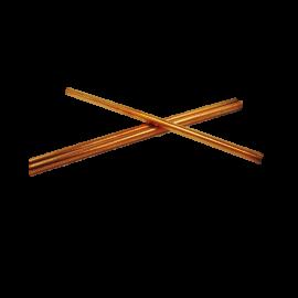 6.5mm Copperclad Gouging Carbon 305mm