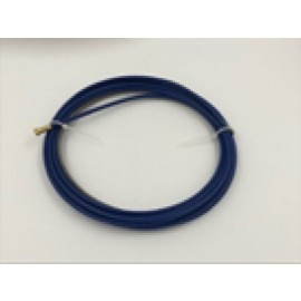 Euro wire liner 5m x 0.6-1.0mm  Blue