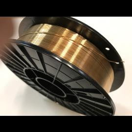 CuSi-3 Silicon Bronze Mig Wire 1.0mm x 15kg D300 Spool