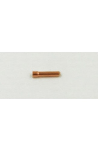 10N23S 1.6mm Stubby Split Copper Collet